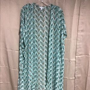 Swimsuit coverup size 2x/3x